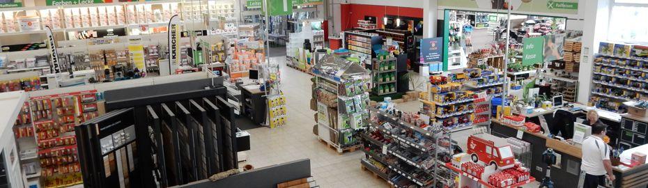 Raiffeisenmärkte - Volksbank Raiffeisenbank Nordoberpfalz eG - Geschäftsbereich Ware